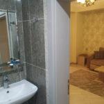 سرویس بهداشتی اتاق های هتل گلوبال باکو