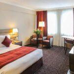 اتاق دابل هتل گلدن سیتی باکو