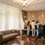 رسپشن هتل گلدن سیتی باکو
