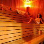 سونا در هتل گلدن سیتی باکو
