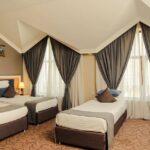 اتاق سه نفره هتل گلدن سیتی باکو