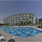 استخر روباز هتل آپارتمان هوم بریج باکو
