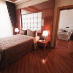 اتاق دابل هتل خزری باکو