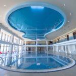 استخر هتل خزری باکو
