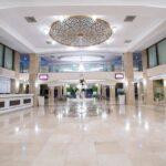 لابی هتل خزری باکو