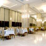 رستوران هتل خزری باکو