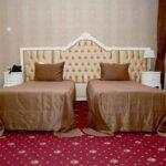 اتاق توئین هتل خزری باکو