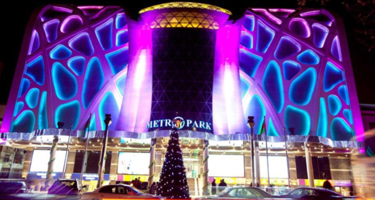 تصویری از مرکز خرید مترو پارک