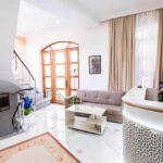 لابی هتل نیو کستل بوتیک باکو