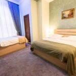 اتاق سه نفره هتل نیو کستل بوتیک باکو
