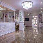 رسپشن و لابی هتل پریمیر اولد گیتس باکو