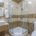 سرویس بهداشتی اتاق های هتل پریمیر اولد گیتس باکو