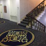 محوطه هتل پریمیر اولد گیتس باکو