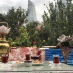 تراس هتل پریمیر اولد گیتس باکو