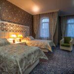 اتاق سه نفره هتل پریمیر اولد گیتس باکو