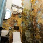 سرویس بهداشتی اتاق های هتل رنسانس بوتیک باکو