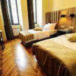 اتاق توئین هتل رنسانس بوتیک باکو