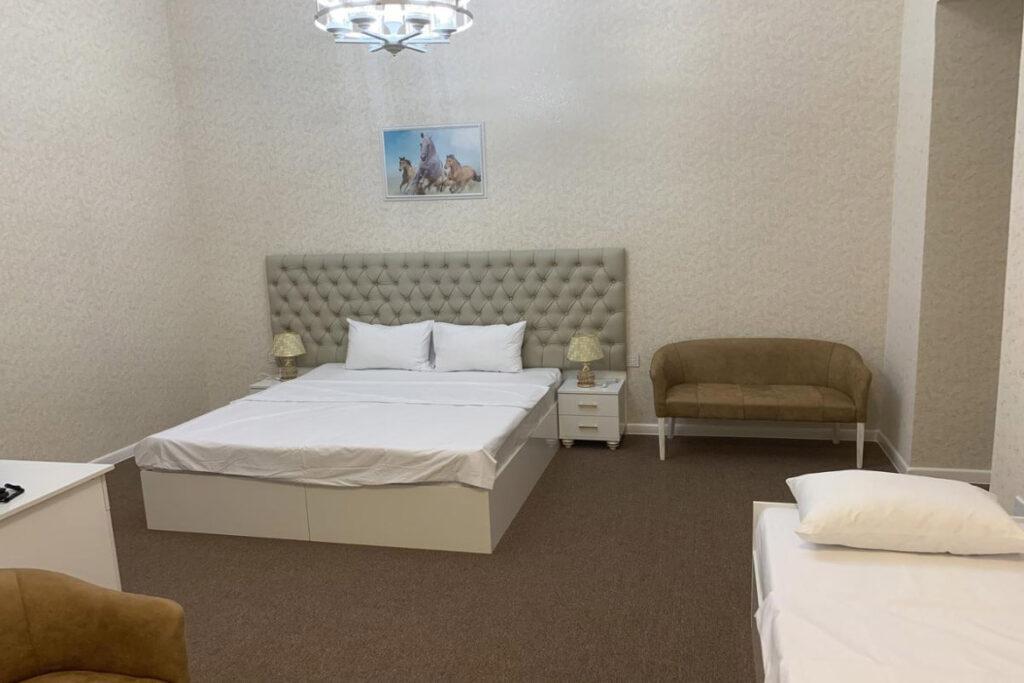 اتاق دابل هتل ساحیل پارک باکو