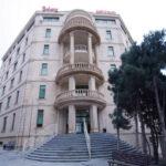 ساختمان هتل سی پرل باکو