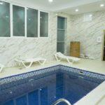 جکوزی و استخر هتل سی پرل باکو