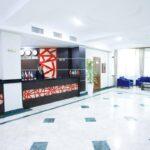 لابی و رسپشن هتل سی پرل باکو