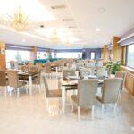 رستوران هتل سی پرل باکو