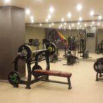 سالن ورزشی هتل اسکای باکو