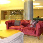 لابی و رسپشن هتل اسکای باکو
