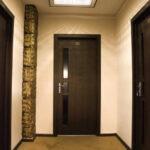 محوطه هتل توئین کستل بوتیک باکو