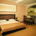 اتاق دابل هتل توئین کستل بوتیک باکو