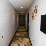 محطوطه هتل آزالیا باکو