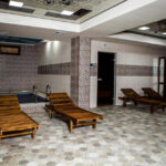 اسپا و جکوزی در هتل آزالیا باکو