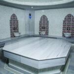 حمام ترکی در هتل آزالیا باکو