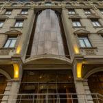 ساختمان هتل گلدن سیتی باکو