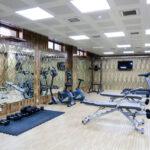 سالن ورزشی هتل گلدن سیتی باکو