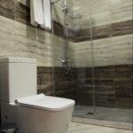 سرویس بهداشتی اتاق های هتل گلدن سیتی باکو