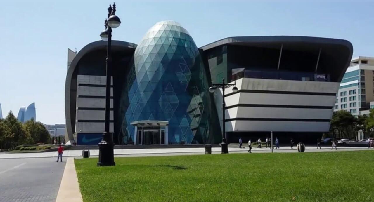 تصویری از مرکز خرید پارک بلوار