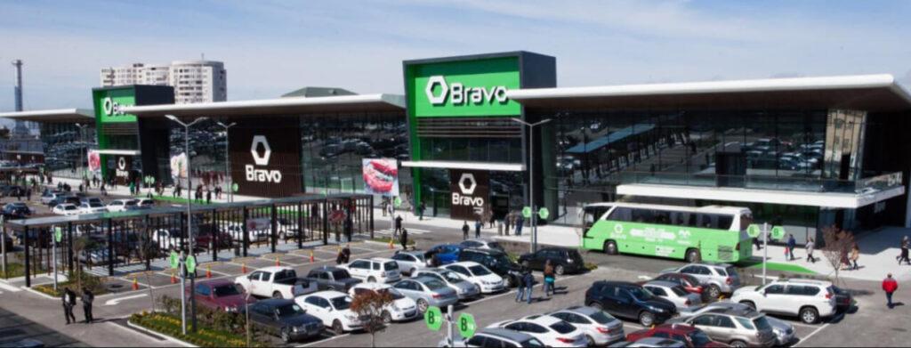 تصویری از فروشگاه براوو 20 یانوار