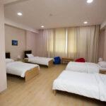اتاق چهار نفره هتل کاسپین اسپرت باکو