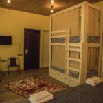 اتاق چهار نفره اتاق دابل هتل دریم کستل بوتیک باکو