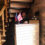رسپشن هتل دریم کستل بوتیک باکو