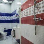 سرویس بهداشتی اتاق های هتل دریم کستل بوتیک باکو