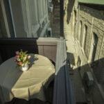 تراس هتل دریم کستل بوتیک باکو