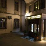 درب ورودی هتل اولد ایست باکو