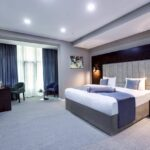 اتاق دابل هتل پارالل باکو