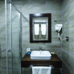 سرویس بهداشتی اتاق های هتل پارالل باکو