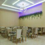 رستوران هتل رایموند باکو