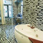 سرویس بهداشتی اتاق های هتل رایموند باکو