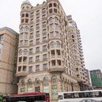 ساختمان هتل آپارتمان رویال پارک ویو