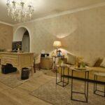محوطه هتل سوئیت هوس بوتیک باکو